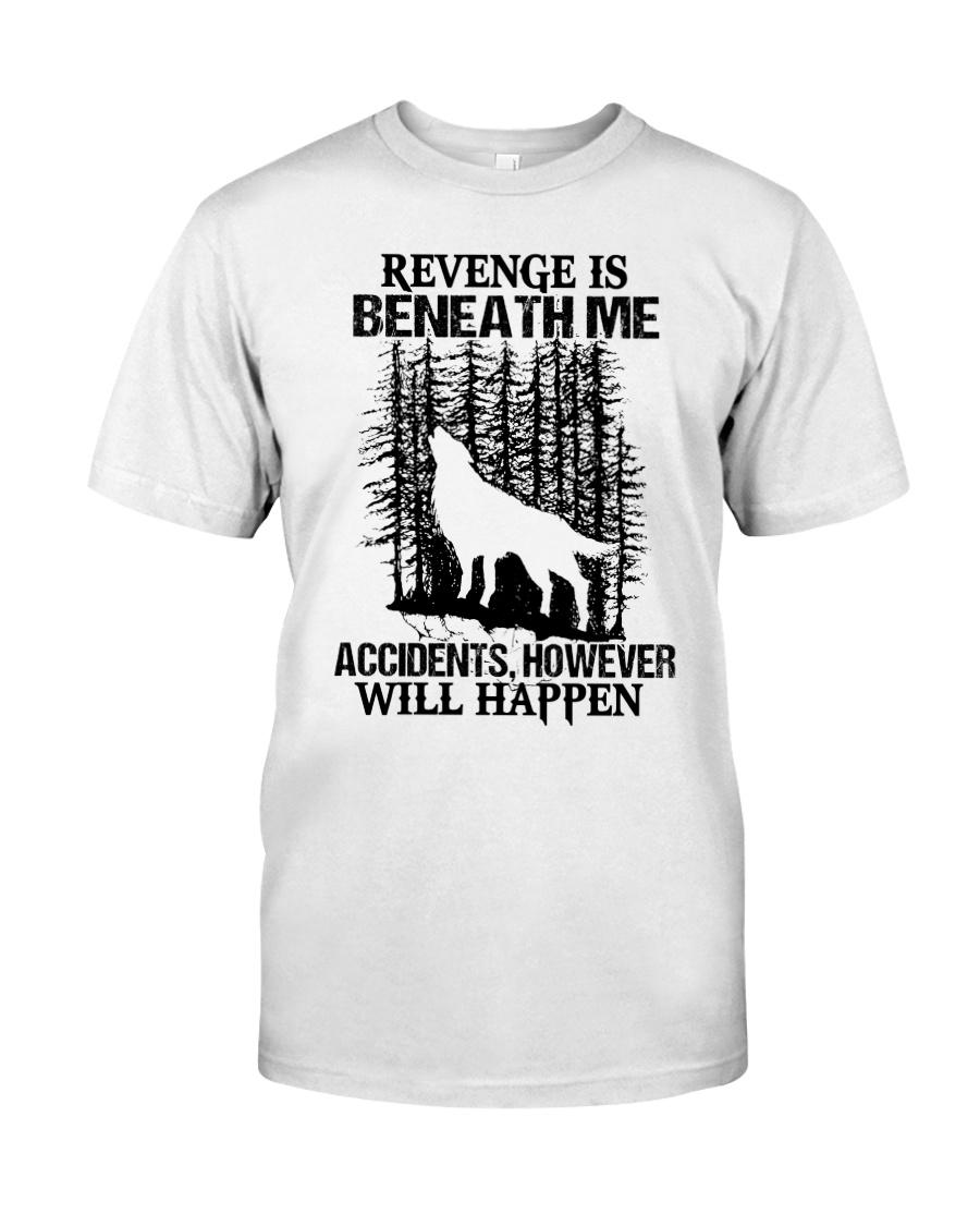 Wolf - Revenge Classic T-Shirt