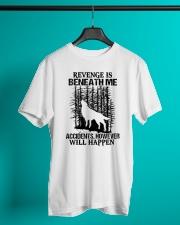 Wolf - Revenge Classic T-Shirt lifestyle-mens-crewneck-front-3
