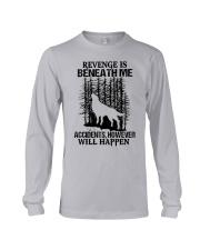 Wolf - Revenge Long Sleeve Tee thumbnail