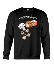 Gerbil Anti Crewneck Sweatshirt thumbnail