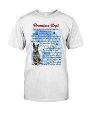 Australian Cattle Dog - promise kept Classic T-Shirt front