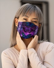 Butterfly Purple TJ1901 Cloth Face Mask - 3 Pack aos-face-mask-lifestyle-17