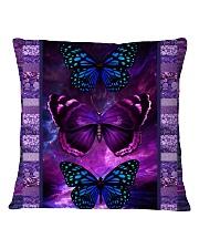 Butterfly Purple TJ1901 Square Pillowcase tile