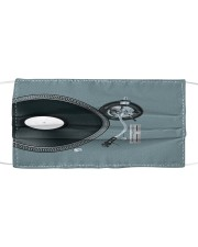 DJ Turntable H30743 Cloth face mask front