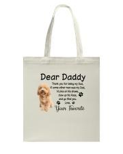 Poodle Favorite Tote Bag thumbnail