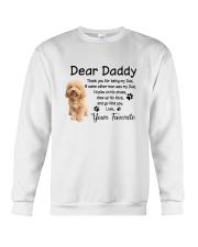 Poodle Favorite Crewneck Sweatshirt thumbnail