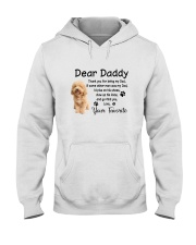 Poodle Favorite Hooded Sweatshirt thumbnail