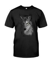 Wolf Mysteries Classic T-Shirt thumbnail