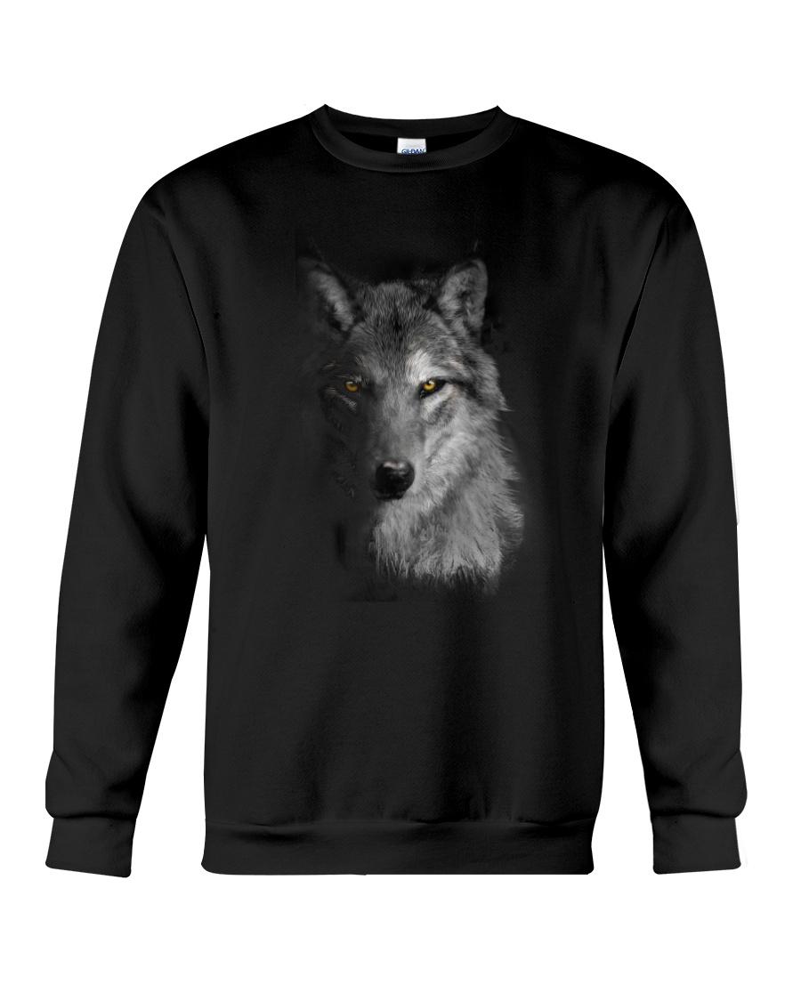 Wolf Mysteries Crewneck Sweatshirt