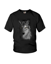 Wolf Mysteries Youth T-Shirt thumbnail