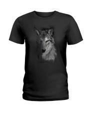 Wolf Mysteries Ladies T-Shirt thumbnail