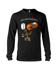 Yorkshire Terrier Anti Long Sleeve Tee thumbnail