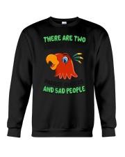 Bird Parrot Owners  Crewneck Sweatshirt thumbnail