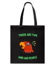 Bird Parrot Owners  Tote Bag thumbnail