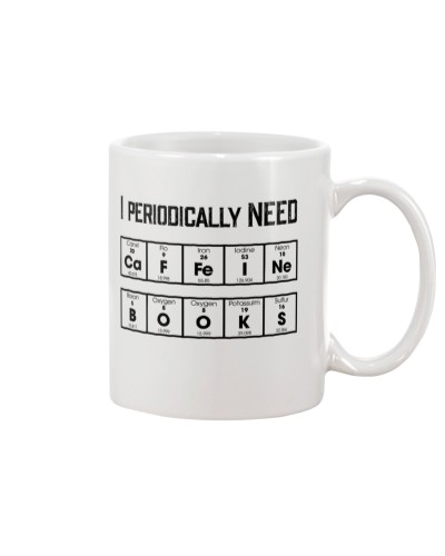 Periodically need Coffee Books
