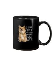 Chihuahua Love You More Than Woofs T5TS Mug thumbnail