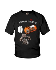 Weimaraner Anti Youth T-Shirt thumbnail