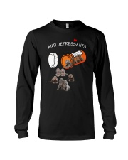 Weimaraner Anti Long Sleeve Tee thumbnail