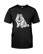 NYX - Chow Chow Bling - 1203 Classic T-Shirt front