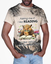 I Like Reading T5TS All-over T-Shirt aos-all-over-T-shirt-lifestyle-front-03