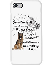 German Shepherd Memory Phone Case thumbnail