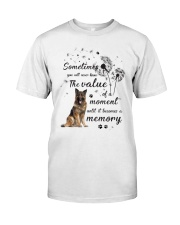 German Shepherd Memory Classic T-Shirt thumbnail