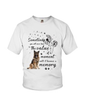German Shepherd Memory Youth T-Shirt thumbnail