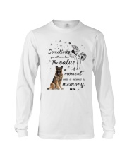 German Shepherd Memory Long Sleeve Tee thumbnail