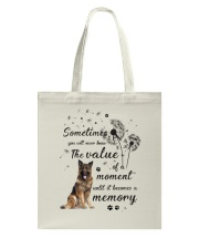 German Shepherd Memory Tote Bag thumbnail