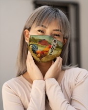 Rooster Beauty T824 Cloth face mask aos-face-mask-lifestyle-17