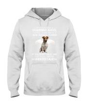 Jack Russell Terrier camp mau white Hooded Sweatshirt thumbnail