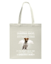Jack Russell Terrier camp mau white Tote Bag thumbnail