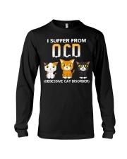 Cat OCD Long Sleeve Tee thumbnail