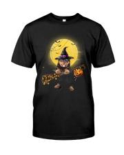 Rottweiler Witch got stuck  Classic T-Shirt thumbnail