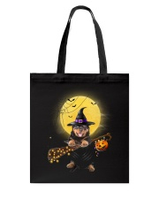Rottweiler Witch got stuck  Tote Bag thumbnail
