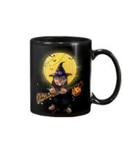 Rottweiler Witch got stuck  Mug thumbnail