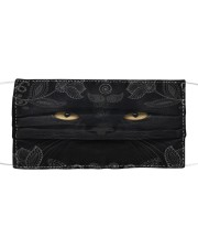 Love Black Cat G82406 Cloth face mask front