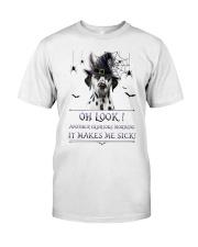Dalmatian Glorious Morning Classic T-Shirt thumbnail