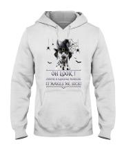 Dalmatian Glorious Morning Hooded Sweatshirt thumbnail