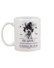 Dalmatian Glorious Morning Mug back