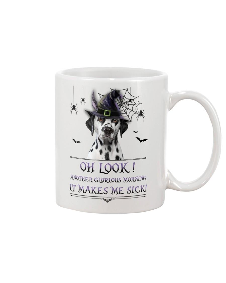 Dalmatian Glorious Morning Mug