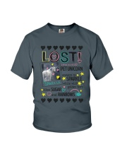 Unicorn Lost Youth T-Shirt tile