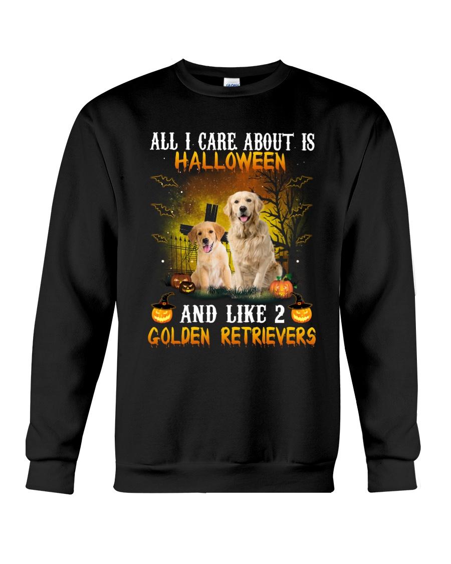 All I Need Is Golden Retriever Crewneck Sweatshirt
