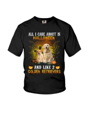 All I Need Is Golden Retriever Youth T-Shirt thumbnail