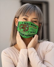 Bigfoot Everywhere T825 Cloth face mask aos-face-mask-lifestyle-17
