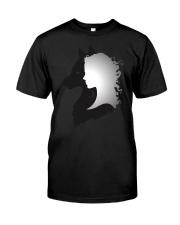 Wolf Girl Classic T-Shirt tile