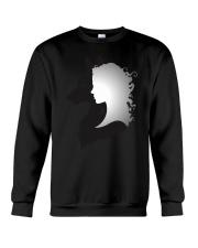 Wolf Girl Crewneck Sweatshirt thumbnail