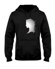 Wolf Girl Hooded Sweatshirt thumbnail