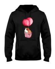 Guinea Pig Balloon Hooded Sweatshirt thumbnail