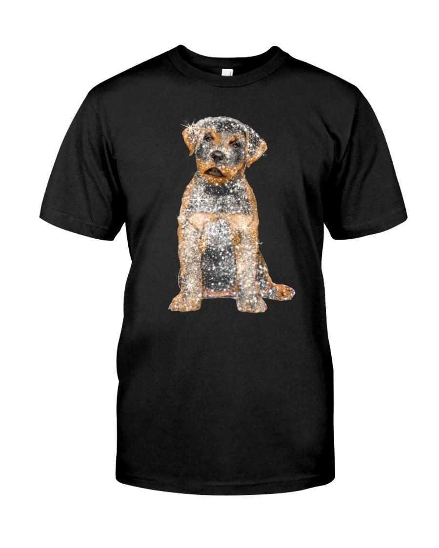 NYX - Rottweiler Bling - 0703 Classic T-Shirt
